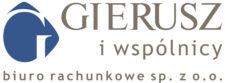 Gierusz i wspólnicy biuro rachunkowe Sp. z o.o. Logo